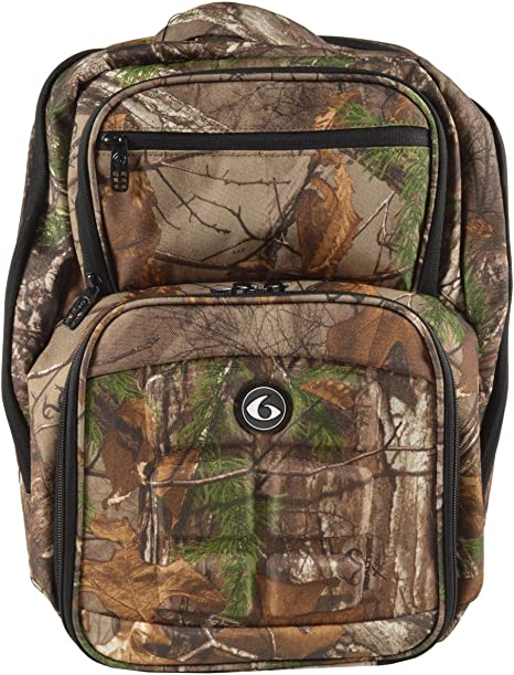 6 Pack Fitness Expedition 300 Meal gestión mochila – Realtree Camo ...