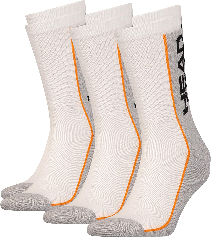 Head Sets de pares de calcetines: tobilleros, running o tennis unisex - tallas 35 a 46