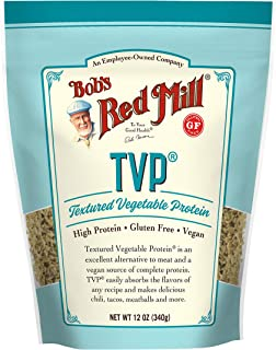 product image for Bob's Red Mill TVP (Textured Vegetable Protein), 12 Ounce (Pack of 4)