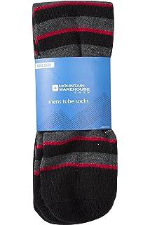 Mountain Warehouse Calcetines Tubes Estampados de esquí -Ligeros, Muy cálidos y cómodos Gracias a Sus…