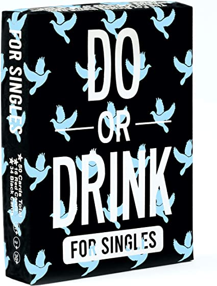 Do or Drink *EXPANSION PACK #1* Party Game Dares for College Night All New