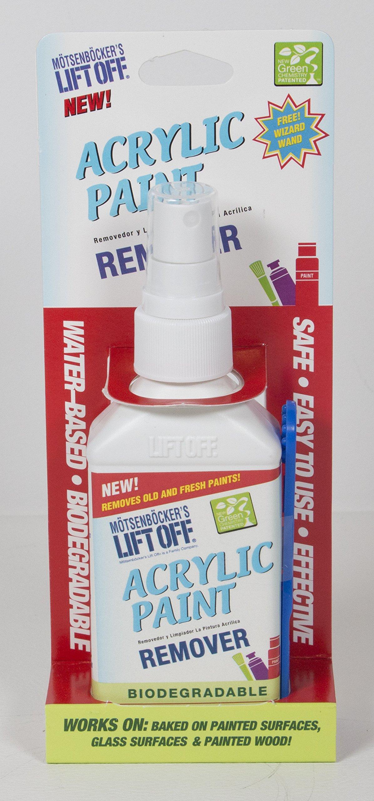 MOTSENBOCKER LIFT-OFF 440-45 Acrylic Paint Remover