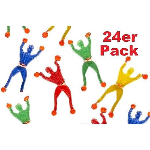Lg-Imports Set de 24 ventana escaladores Ninja 4 colores ...