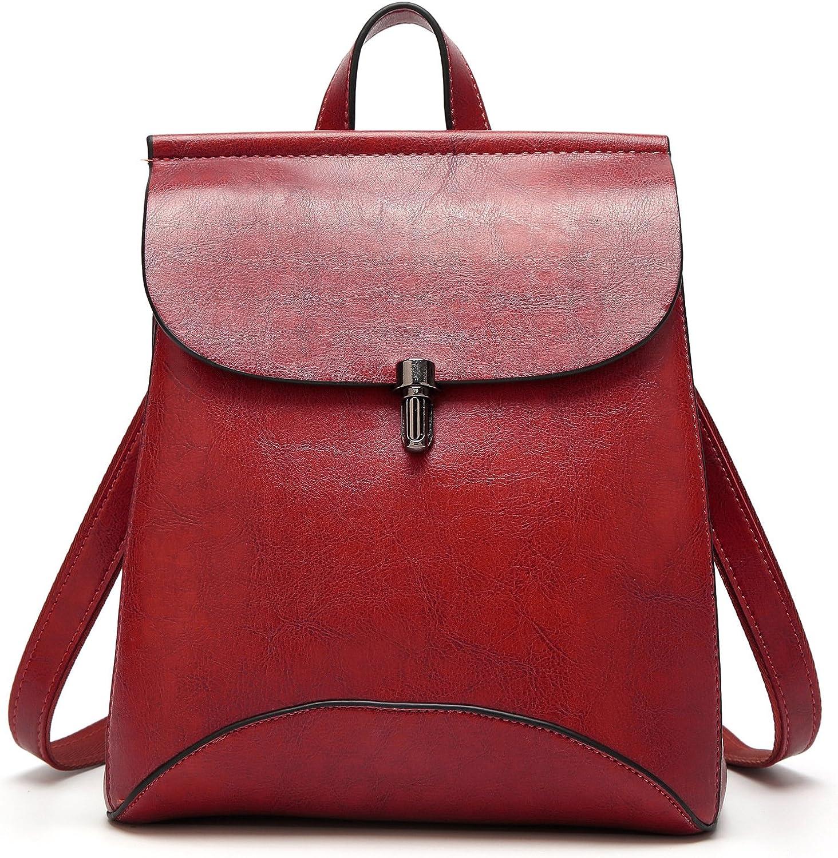 SiMYEER Women's Pu Leather...