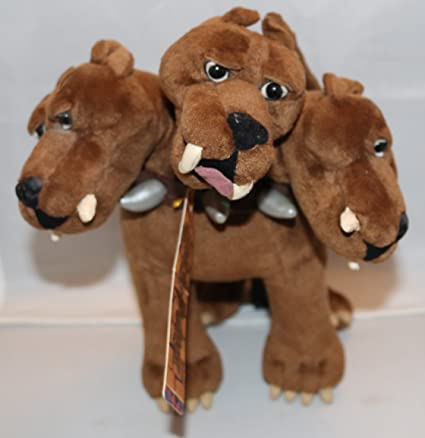 My Name Is Fluffly I M A Three Headed Dog