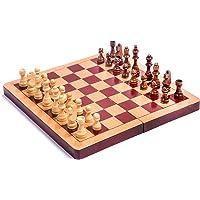 Acorn Wooden Chess Board
