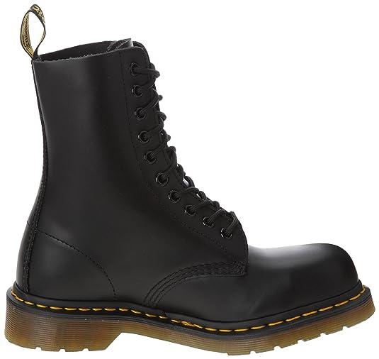 Dr. Martens 1919 - Botas de cuero unisex: Amazon.es: Zapatos y complementos
