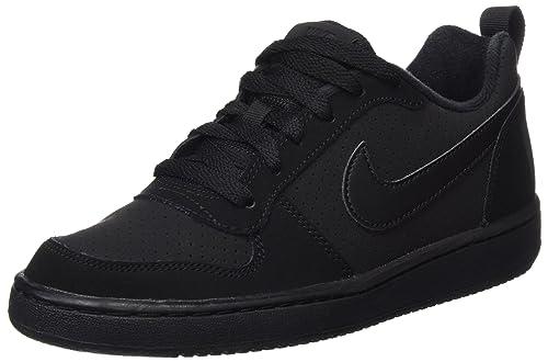 Nike Court Borough Low, Zapatillas de Baloncesto para Niños