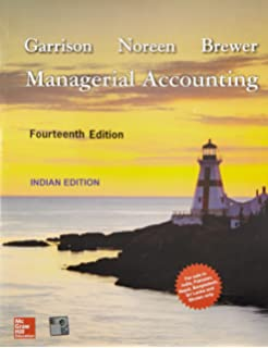 Managerial accounting 14th edition ray garrison eric noreen managerial accounting 14 edition fandeluxe Images