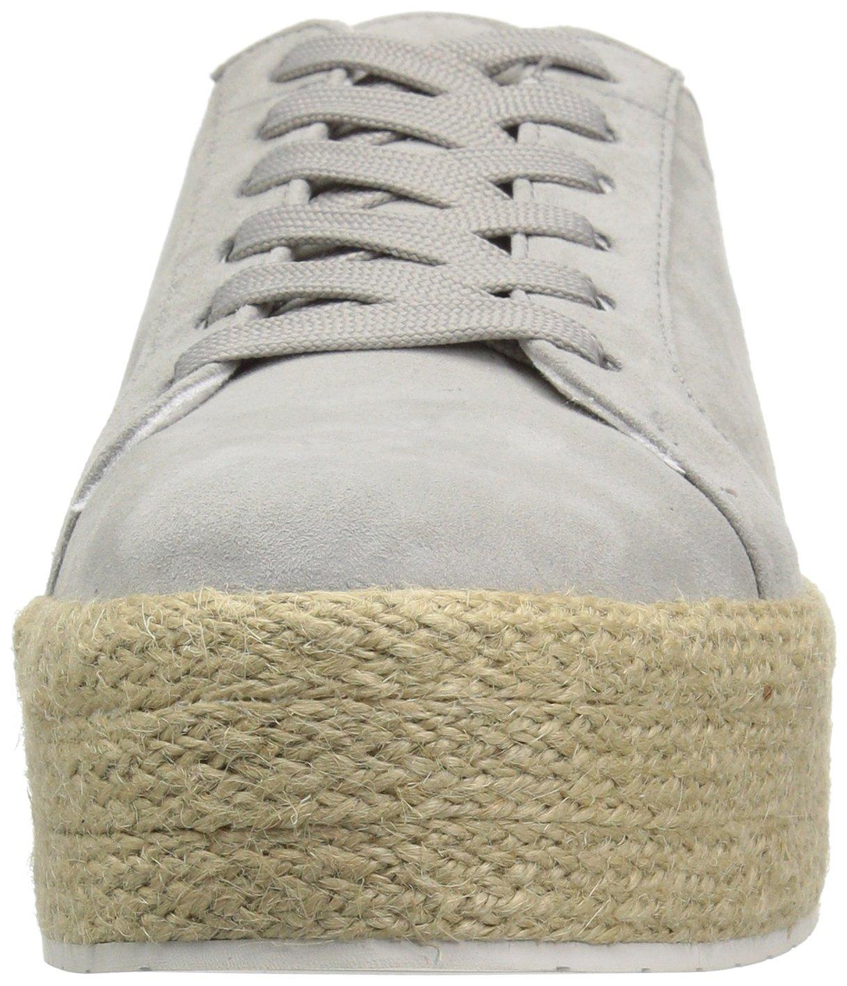 Kenneth Cole New York Women's Allyson Platform Lace B0754DF5P7 up Jute Wrap-Techni-Cole Sneaker B0754DF5P7 Lace 8.5 B(M) US|Dust Grey 3d67a2