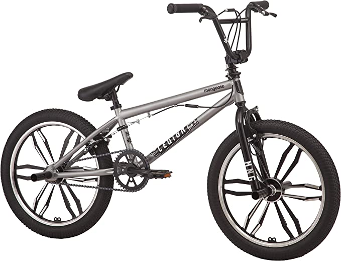 Best BMX Bikes: Mongoose Legion Mag Freestyle BMX Bike