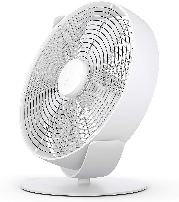 Ventilador TIM Stadler Form Blanco USB, 10 W