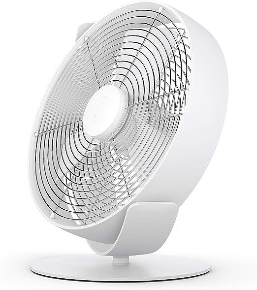 Ventilador TIM Stadler Form Blanco USB, 10 W: Amazon.es: Jardín