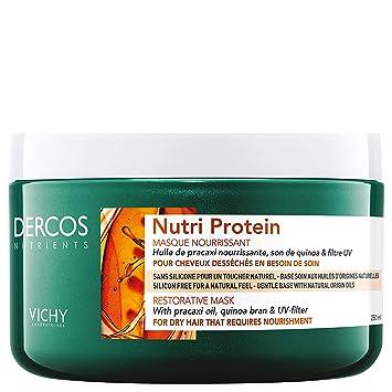 e4066b0ee7 Vichy Dercos Nutri Protein Mask 250 ml: Amazon.it: Bellezza