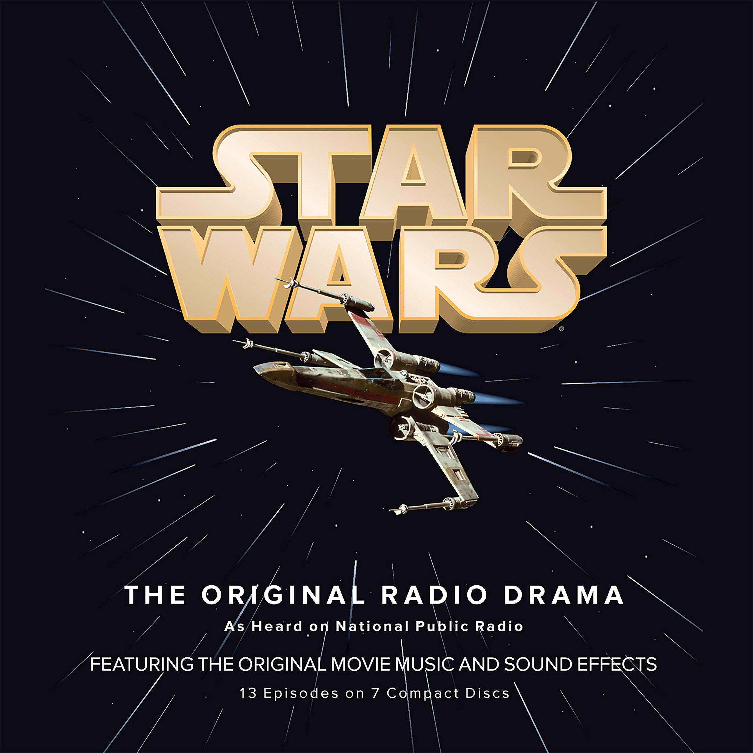 Star Wars: The Original Radio Drama by HighBridge Company