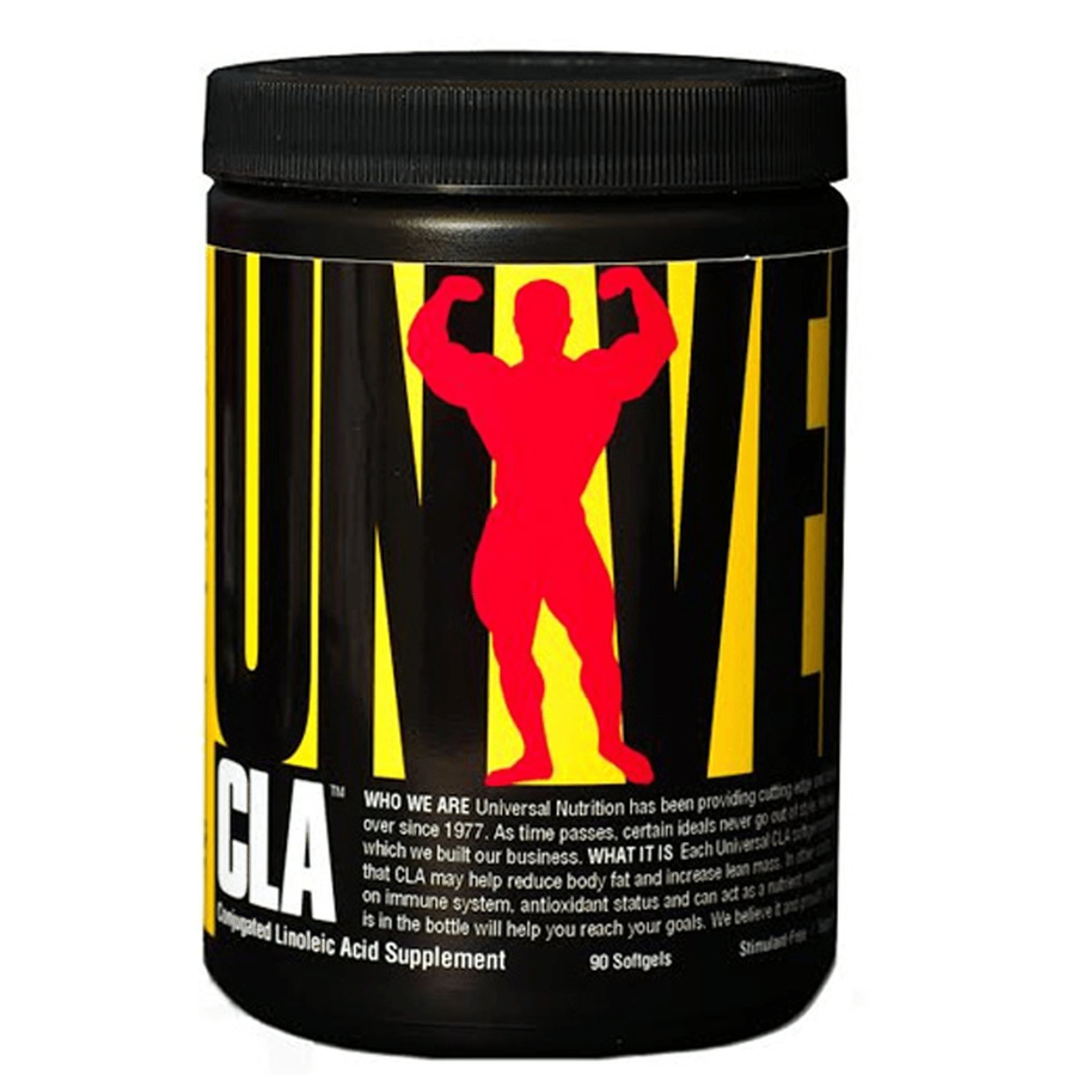 Universal Nutrition CLA Supplement, 0.4 Pound, 6.4 Ounce