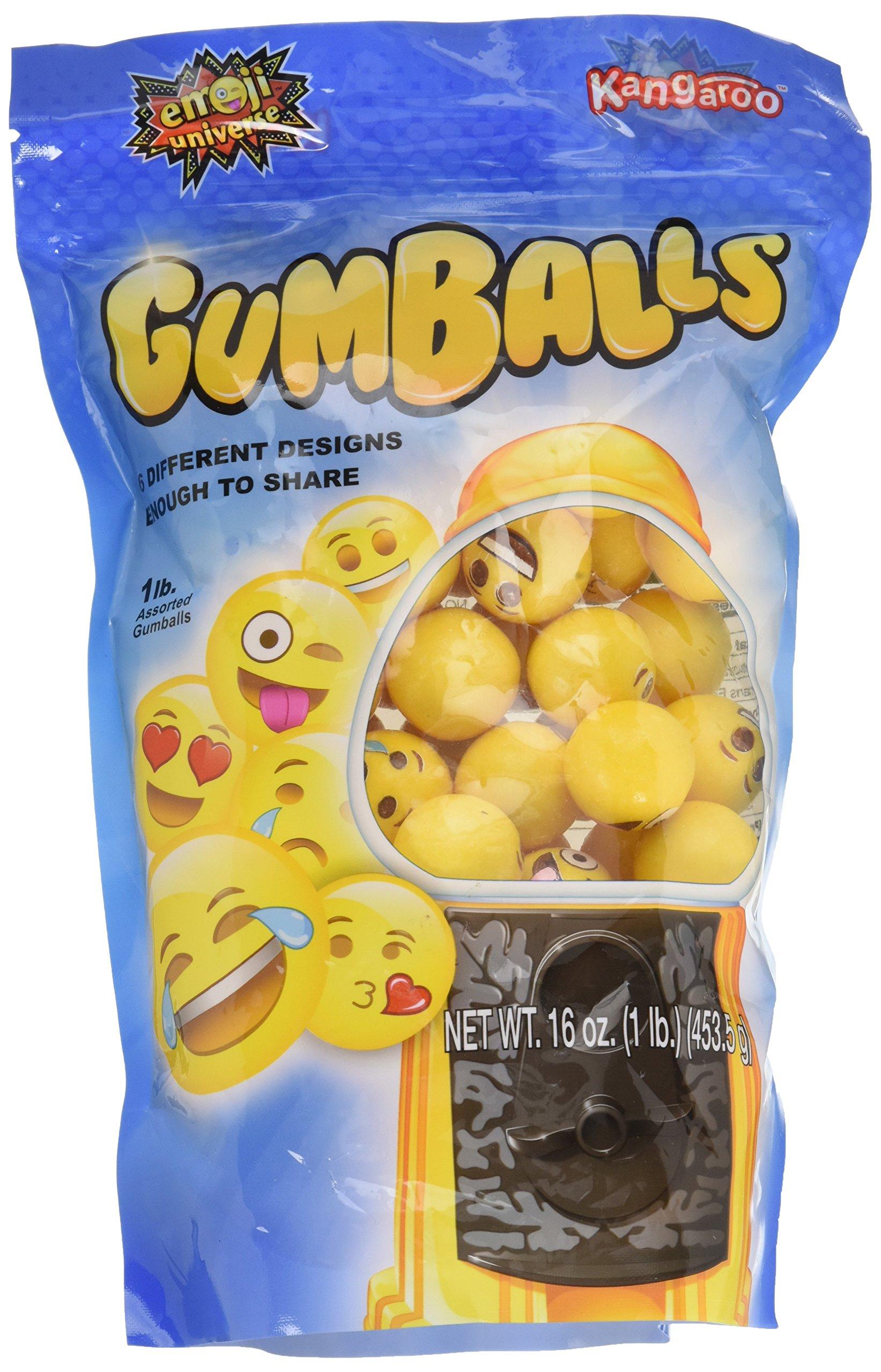 Pokupki customer account login/downloader - Emoji Universe Bag Of Emoji Gumball Refills 1 Lb Of Gumballs Bulk