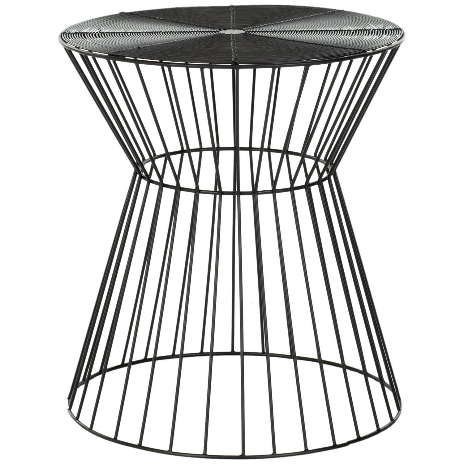 safavieh wire stool