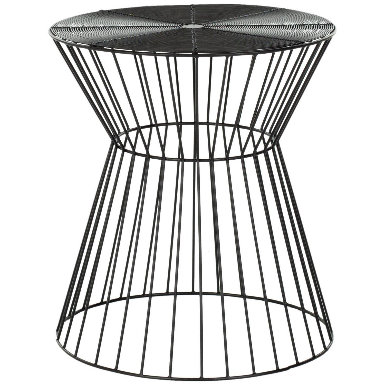 safavieh wire stool