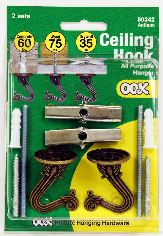 OOK 534516 50340 Swag Hooks White