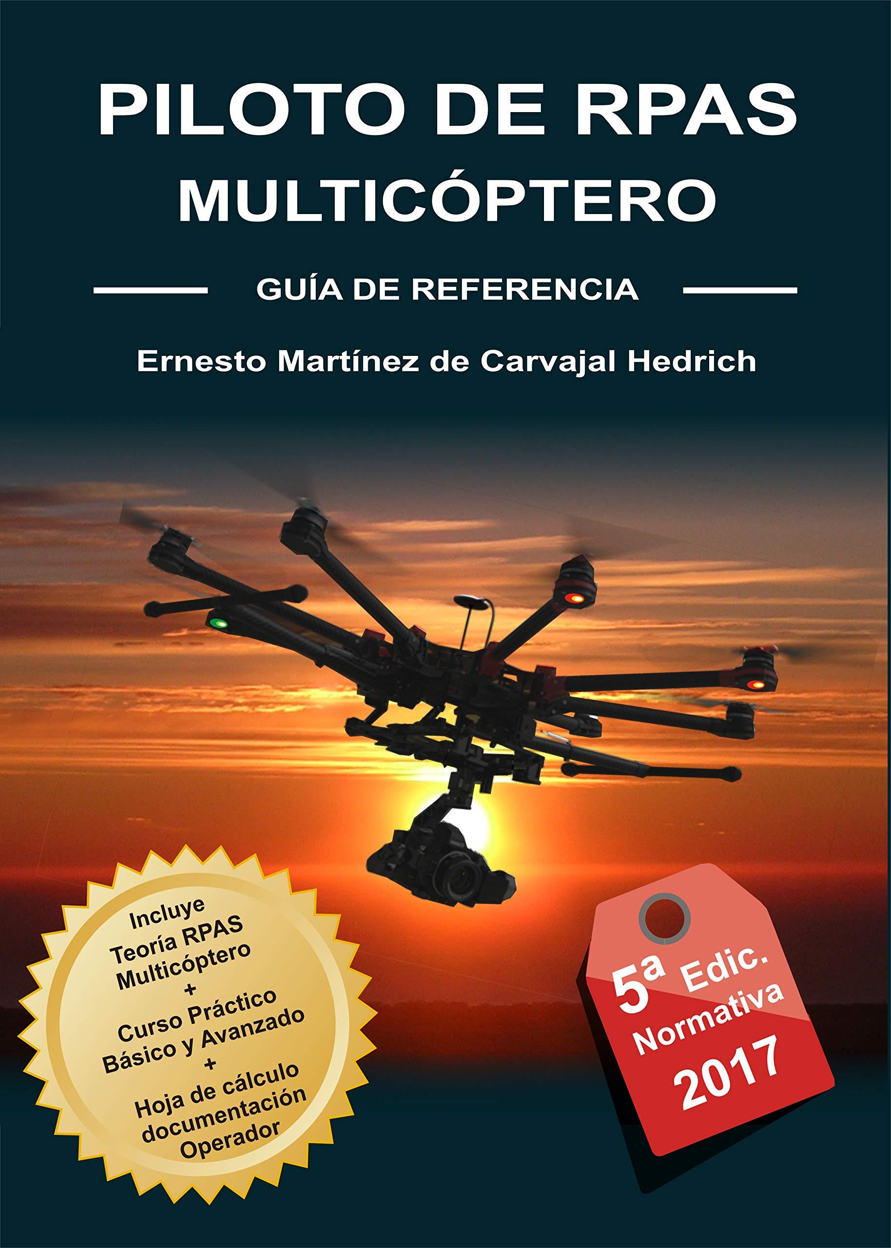 Piloto de RPAS Multicóptero: Amazon.es: Ernesto Martínez de ...