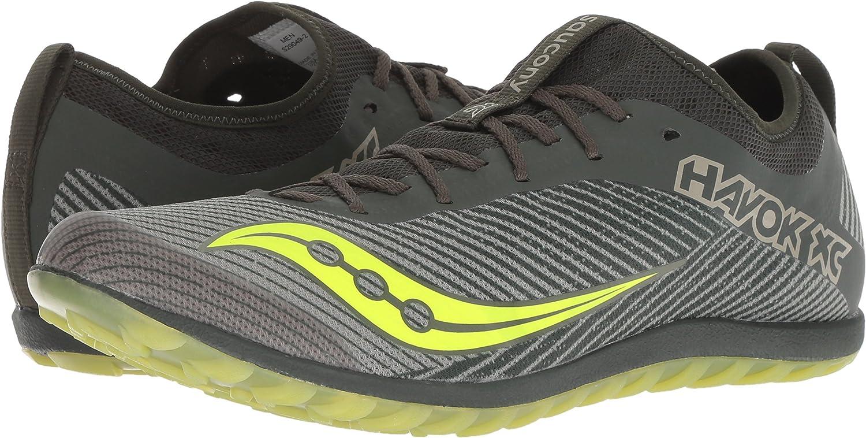 Saucony Mens Havok Xc2 Flat Track Shoe