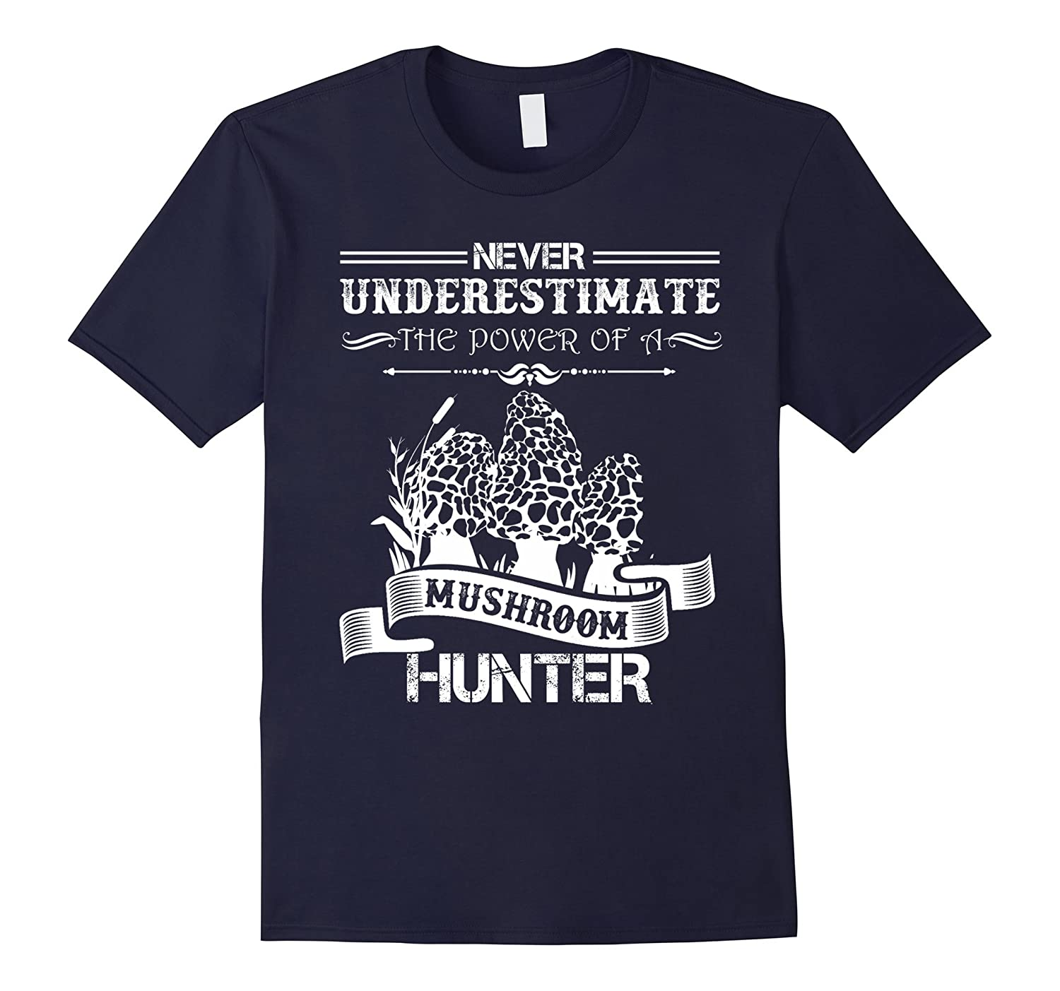 Mushroom Shirt - Mushroom Hunter Shirt-CL