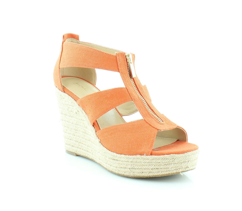 e18d4e76c789 MICHAEL Michael Kors Damita Wedge  Amazon.co.uk  Shoes   Bags