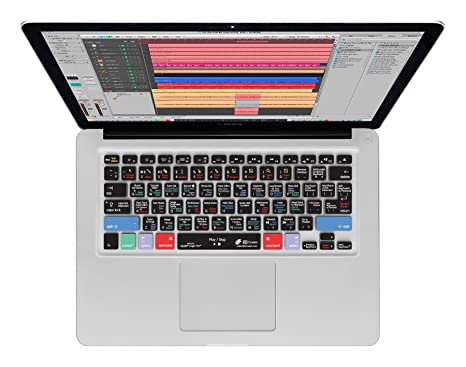 pretty nice 5c809 bc8fa KB Covers Logic Pro X Keyboard Cover (fits Mac NoteBook & Wireless)