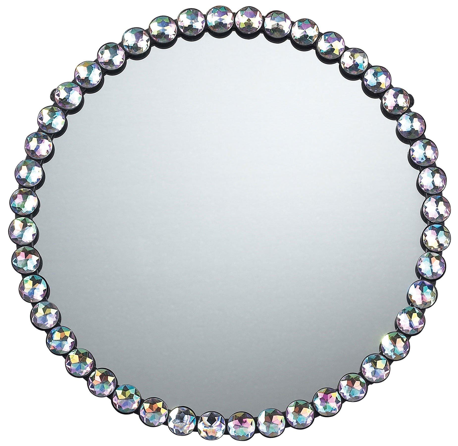 Sterling 51-10018 Acrylic Glass Auburn Kids Mirror, 16-Inch, Clear
