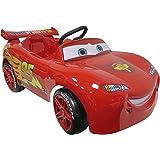 Trefl 62245-RD-00 - Flash Mc Queen de Cars Voiture à Pédales - Taille 96 x 51 x 48 cm de 3 à 5 ans