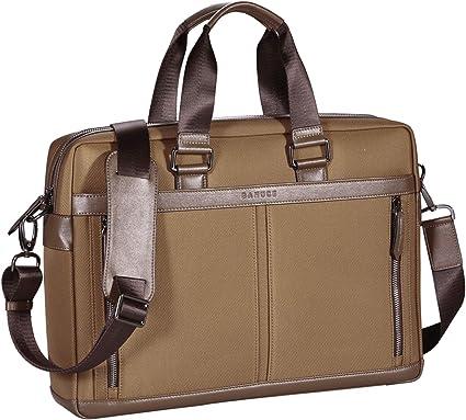 Banuce Waterproof Nylon Briefcase