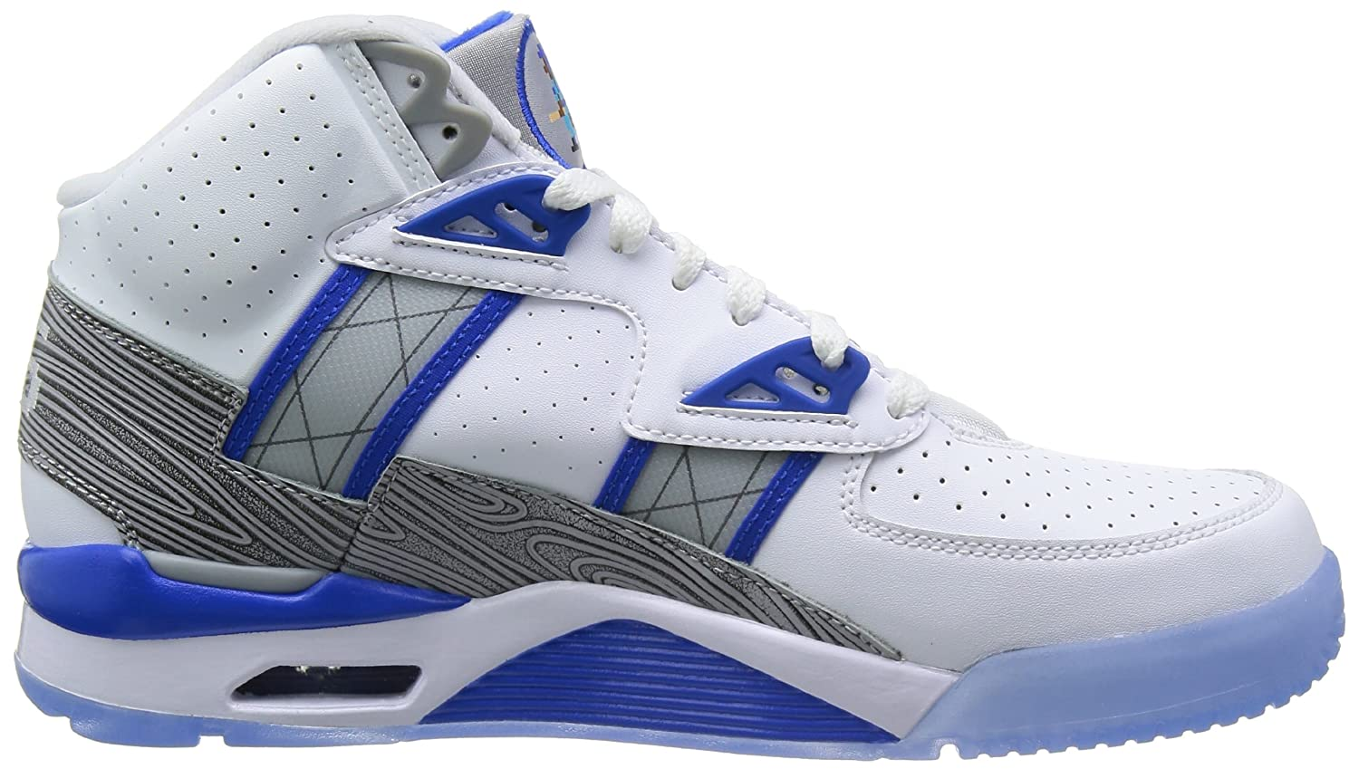 d9f203e2b50de nike air trainer SC high PRM QS mens hi top trainers 638074 Sneakers shoes