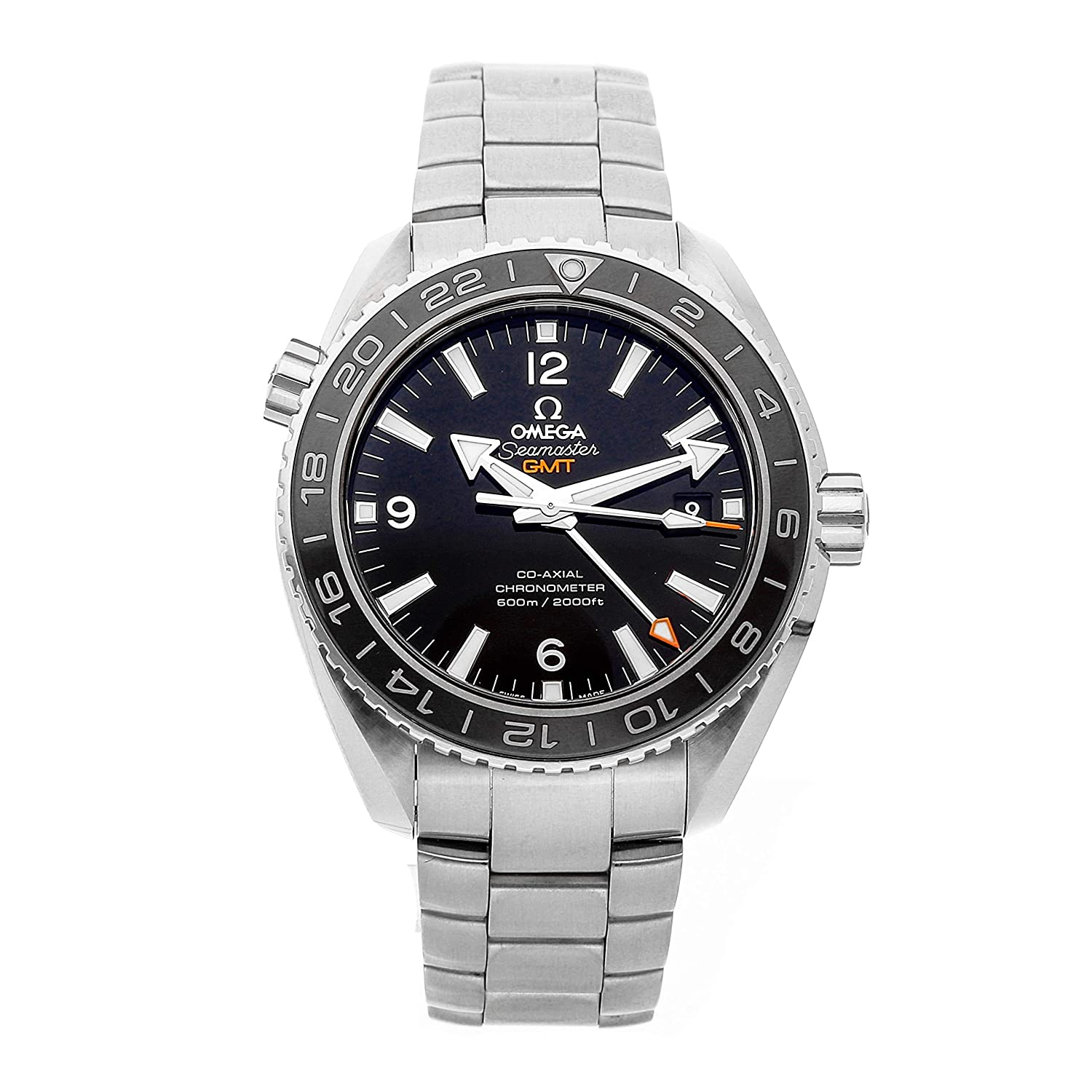 Omega Seamaster Planet Ocean 600m Co-axial GMT 43,5mm 232.30.44.22.01.001