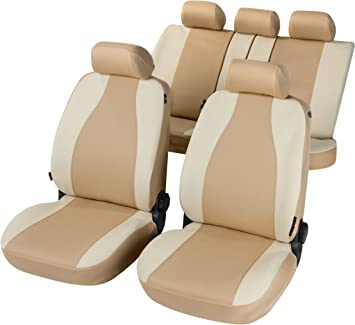 bracciolo Laterale rmg-distribuzione Coprisedili per 159 Versione 2005-2012 sedili Posteriori sdoppiabili R31S0010 compatibili con sedili con airbag