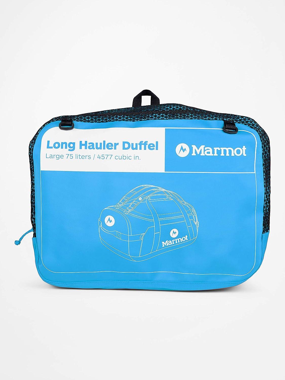 Marmot Long Hauler Duffel Large Sac de Voyage Robuste capacit/é 75 L Victory Red FR: Taille Unique Grand Sac de Sport Taille Fabricant: One