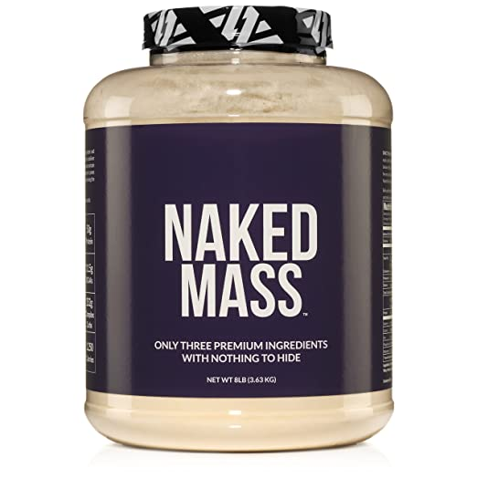 Naked Mass Weight Gain Powder
