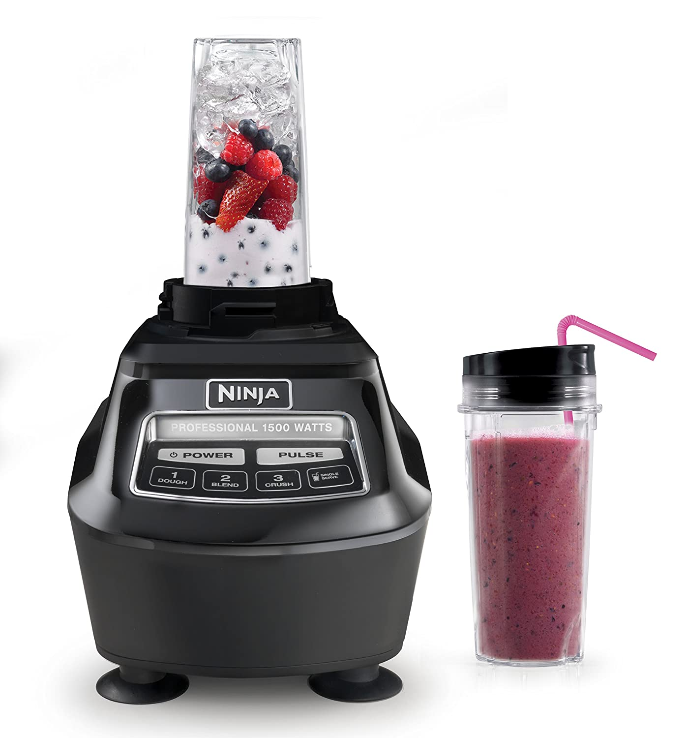 ninja mega kitchen system blender processor nutri