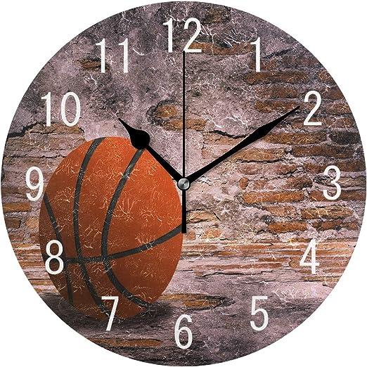 Use7 Reloj de Pared decoración del hogar, diseño Vintage de ...