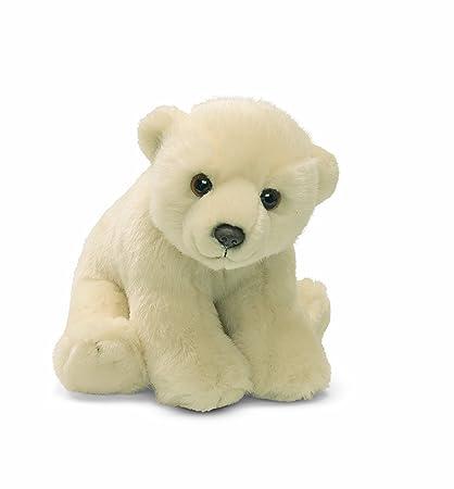 Amazon com: GUND San Diego Zoo-Kalluk Polar Bear: Toys & Games