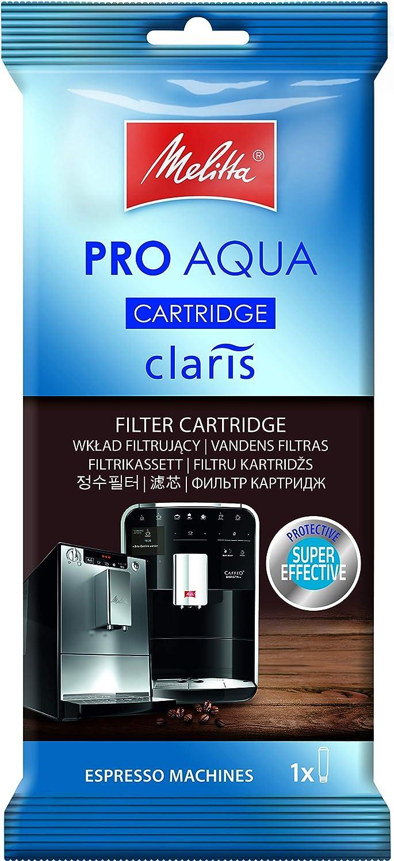 Compatible Melitta Claris Pro Aqua Water Filter Cartridge Caffeo Coffee Maker