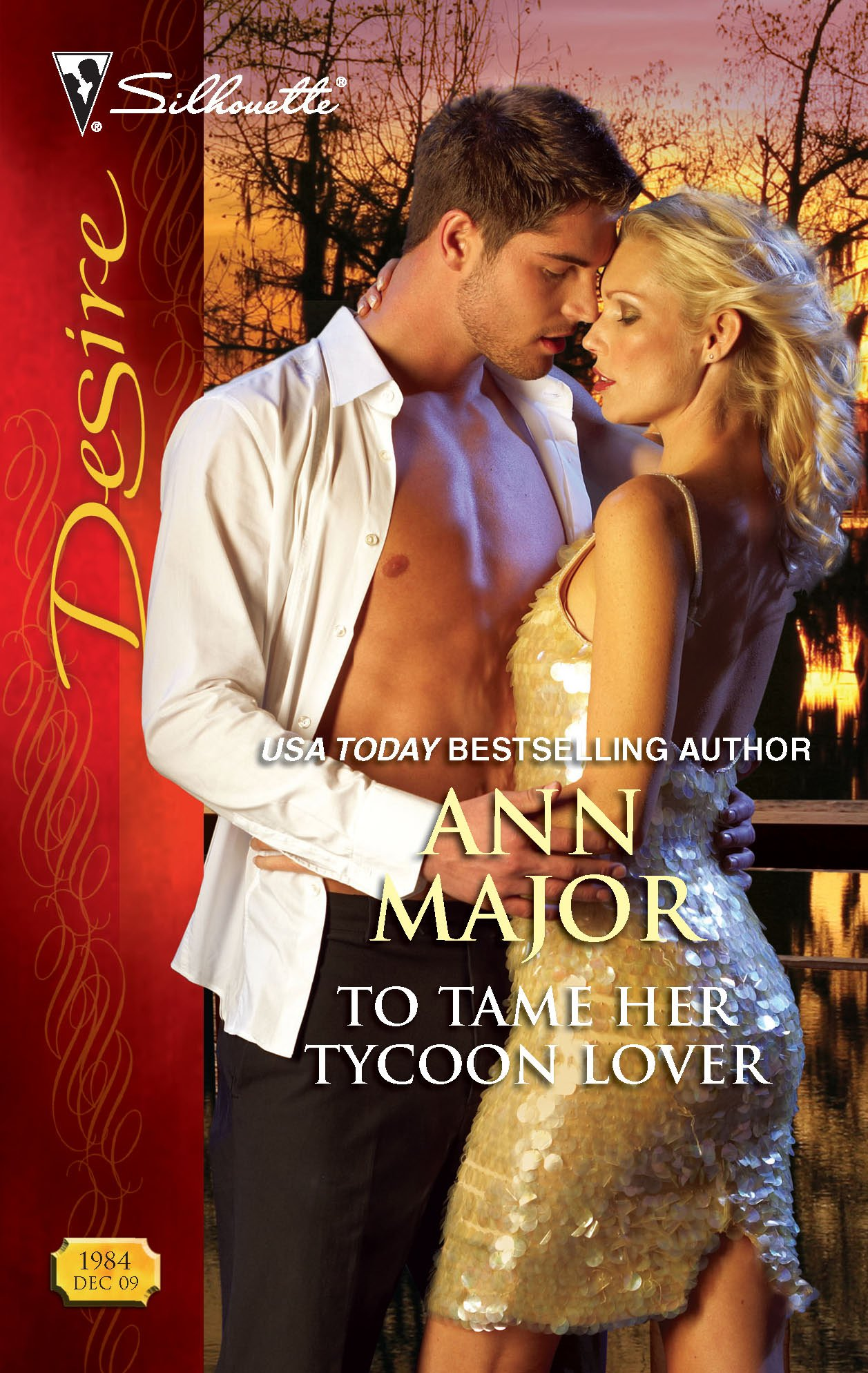 To Tame Her Tycoon Lover (Harlequin Desire): Ann Major