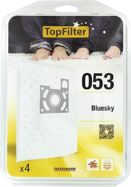 Bolsa Aspirador domésticos – BLUESKY BVN 1600 – 053 – vendu par 4 ...