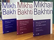 Coleção Teoria do Romance por Mikhail Bakhtin