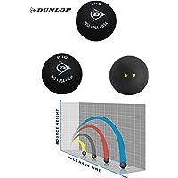 Sportsends Dunlop Squash Balls - Todos los Tipos