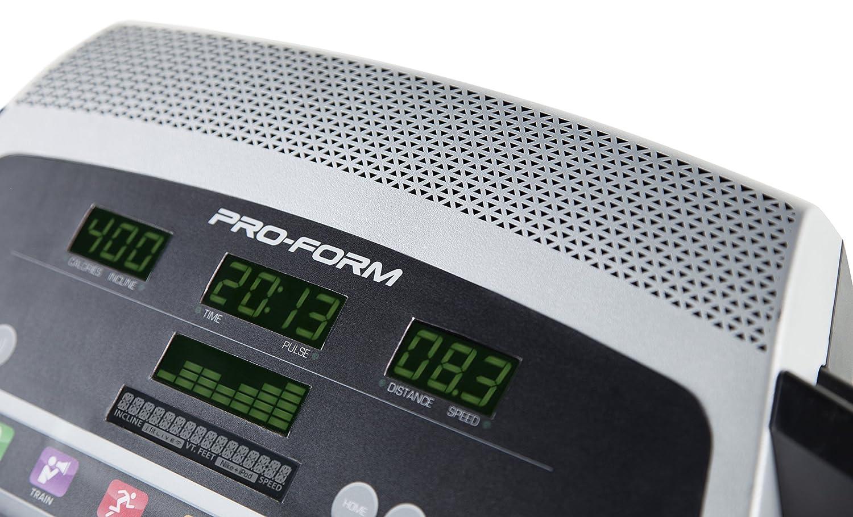 Proform Tapis Roulant Performance 750 Petl80913 Amazon It Sport E