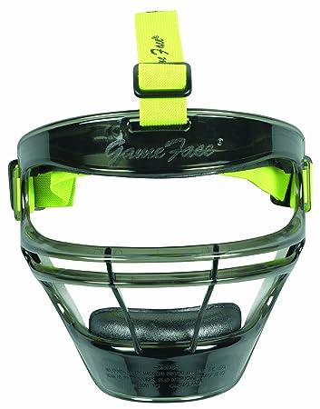 Markwort Game Face Máscara de Seguridad para softbol - mediana Lime ...