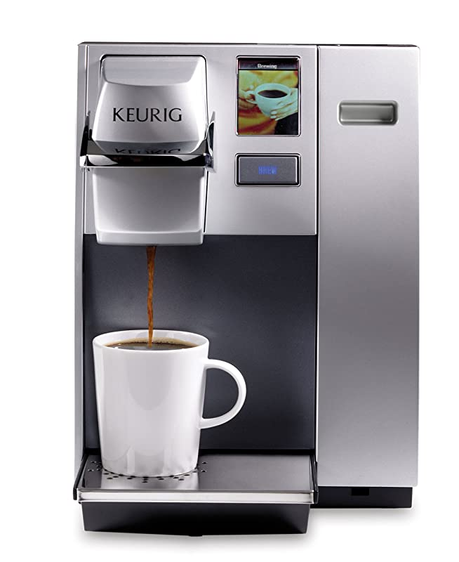Keurig K155 Office Pro Single Cup Commercial K-Cup Pod Coffee Maker Review