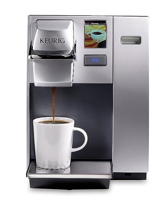 Keurig K155 Office Pro Cafetera comercial, porción única K-CUP Pod ...