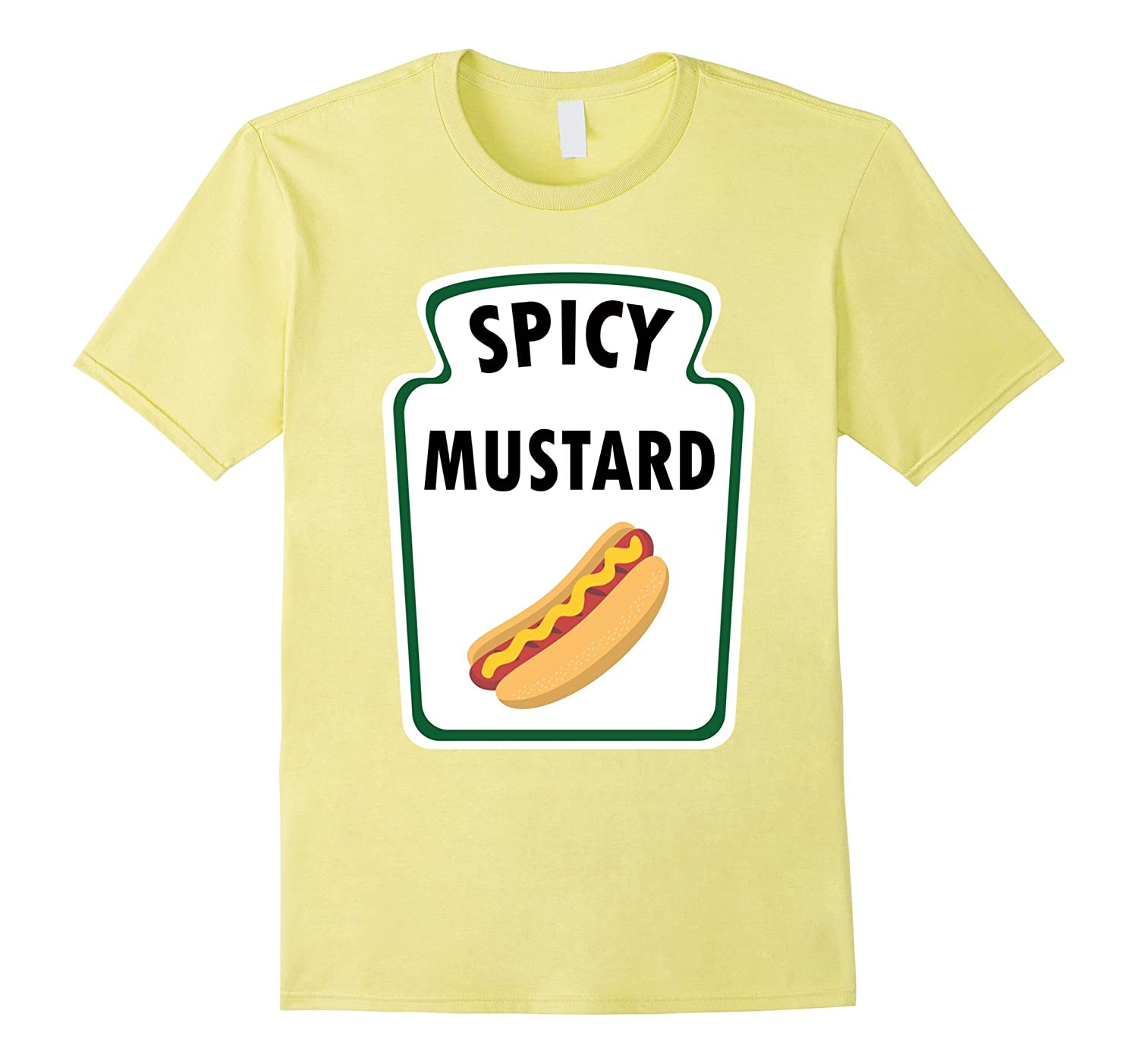 0bf82bb71 Easy Halloween Costume Mustard Shirt Group Ketchup Relish-ANZ ...